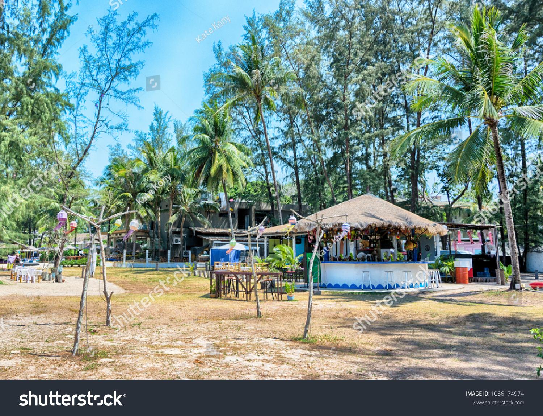 south thailand phuket tropical bar near stock photo edit now