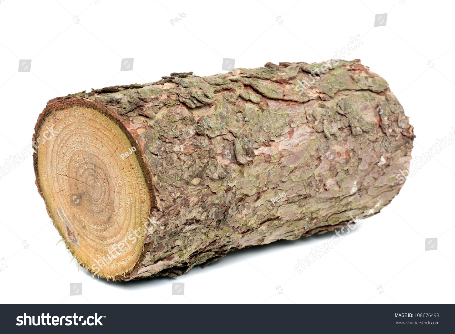 Http Www Shutterstock Com Pic 108676493 Stock Photo Wood Log As Fire Wood In Front Of A White Background Html