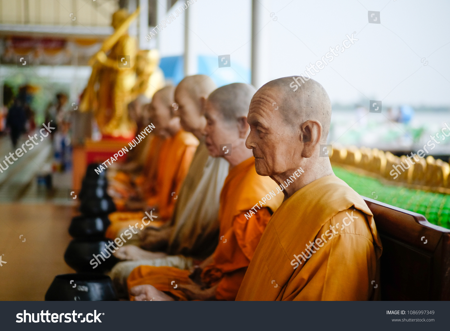 Chachoengsao Thailand March 24 2018 Amazing Stock Photo (Edit Now