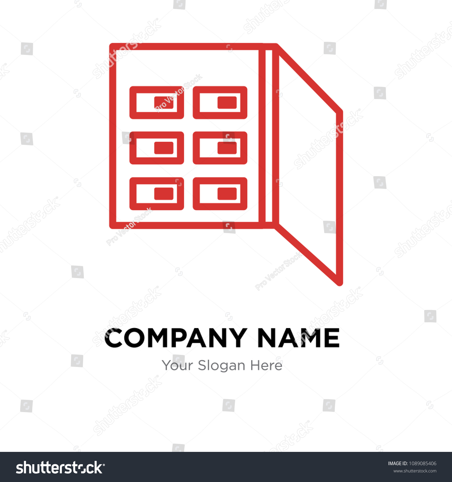 Fuse Box Symbol Online Schematics Diagram Car Meanings Company Logo Design Template Stock Vector Royalty Free Instrument Cluster Symbols