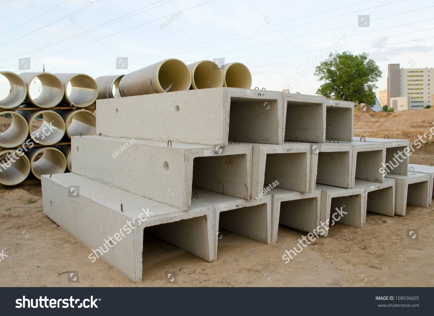 Highway Construction Materials : Materials used road construction works concrete stock