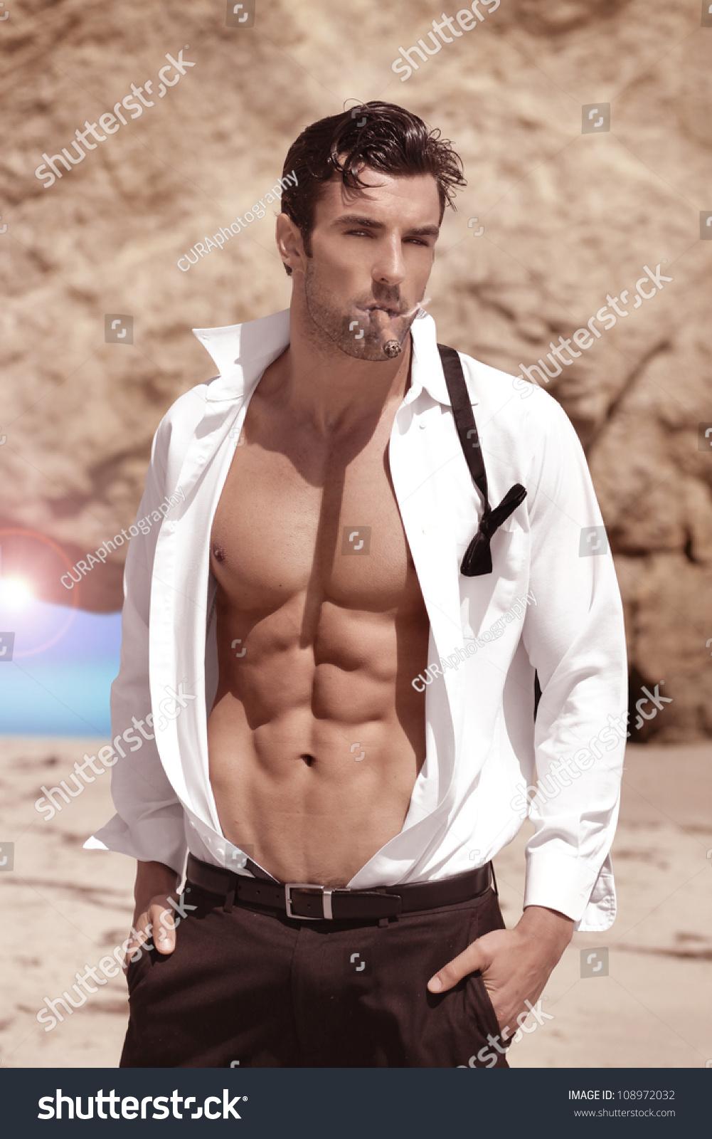 Hot playboy
