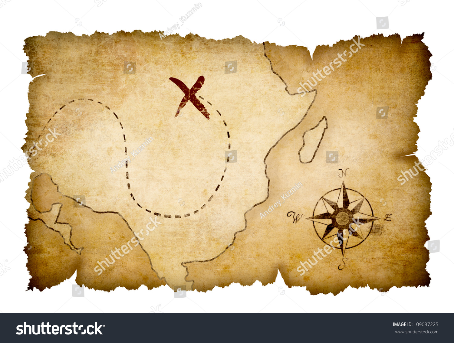 kids pirate map wallpaper
