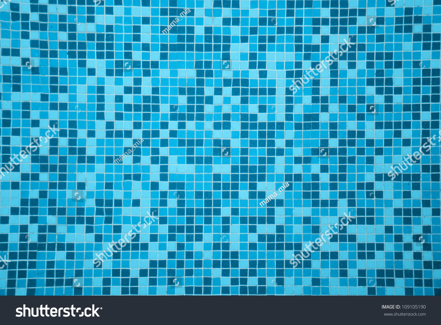 Tile Texture Background Swimming Pool Tiles Stock Photo