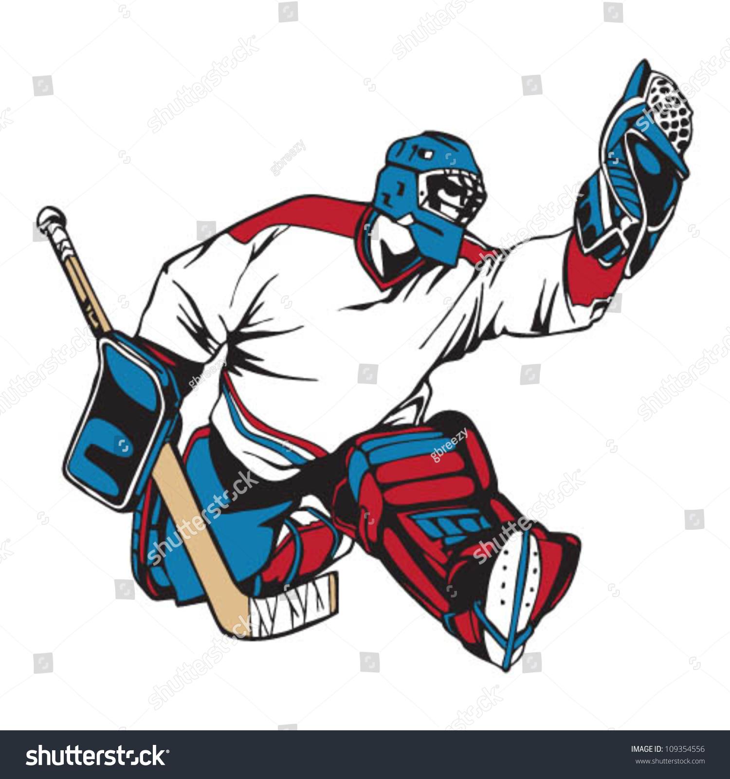 Поздравление вратарю хоккей