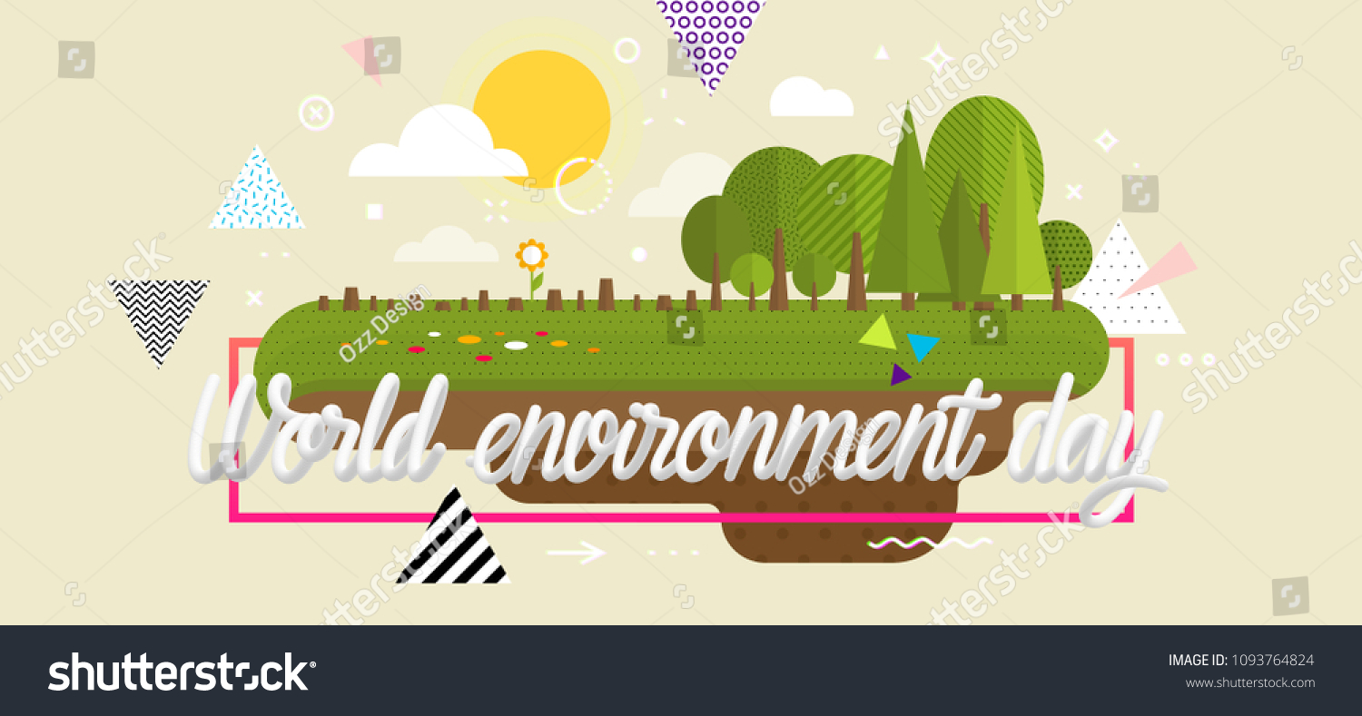 paragraph on world environment day in english