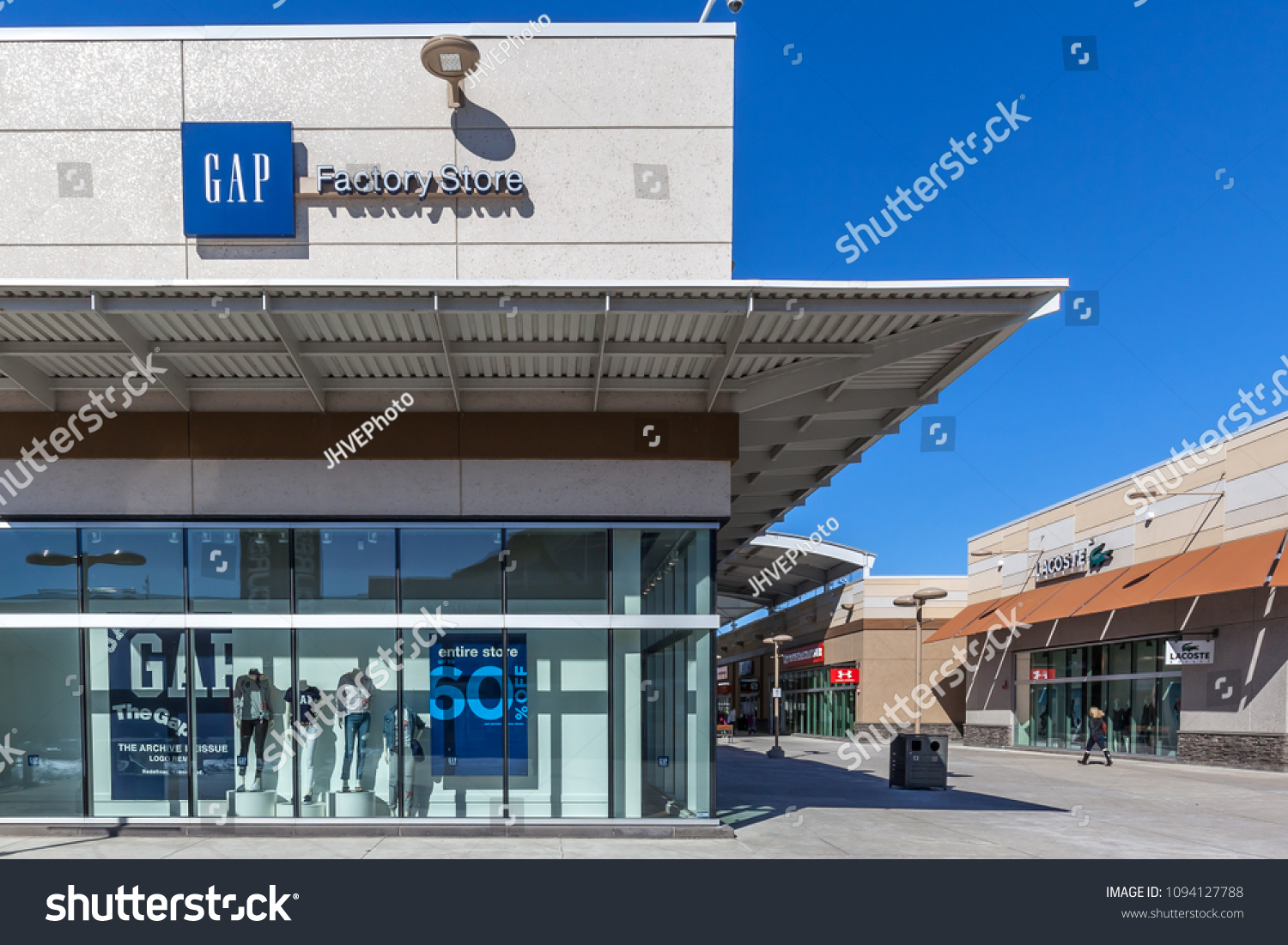 gap outlet canada