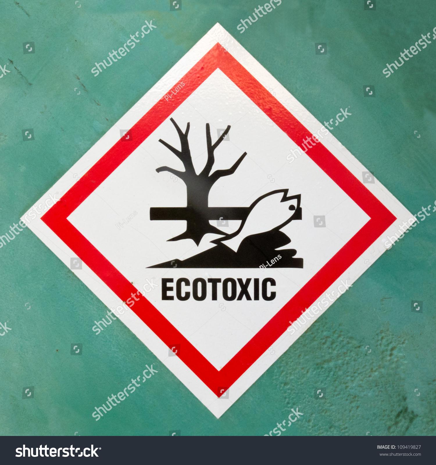 Environment hazard symbol view symbol buycottarizona