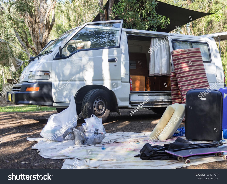 Bed Bugs Being Treated Van Belongings Stock Photo Edit Now