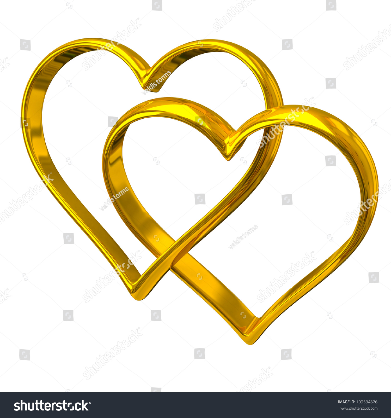 on realistic isolated golden image set rings vector background stock love concept white d
