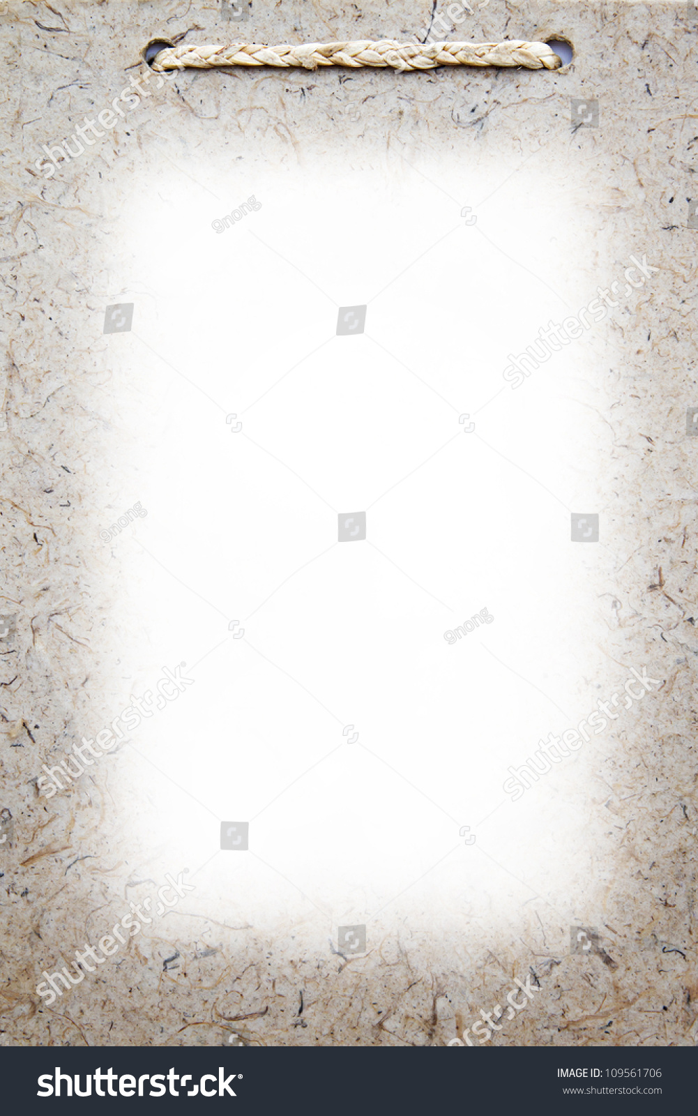 Paper Background Design Blank Template Rope Photo 109561706 – Blank Paper Background