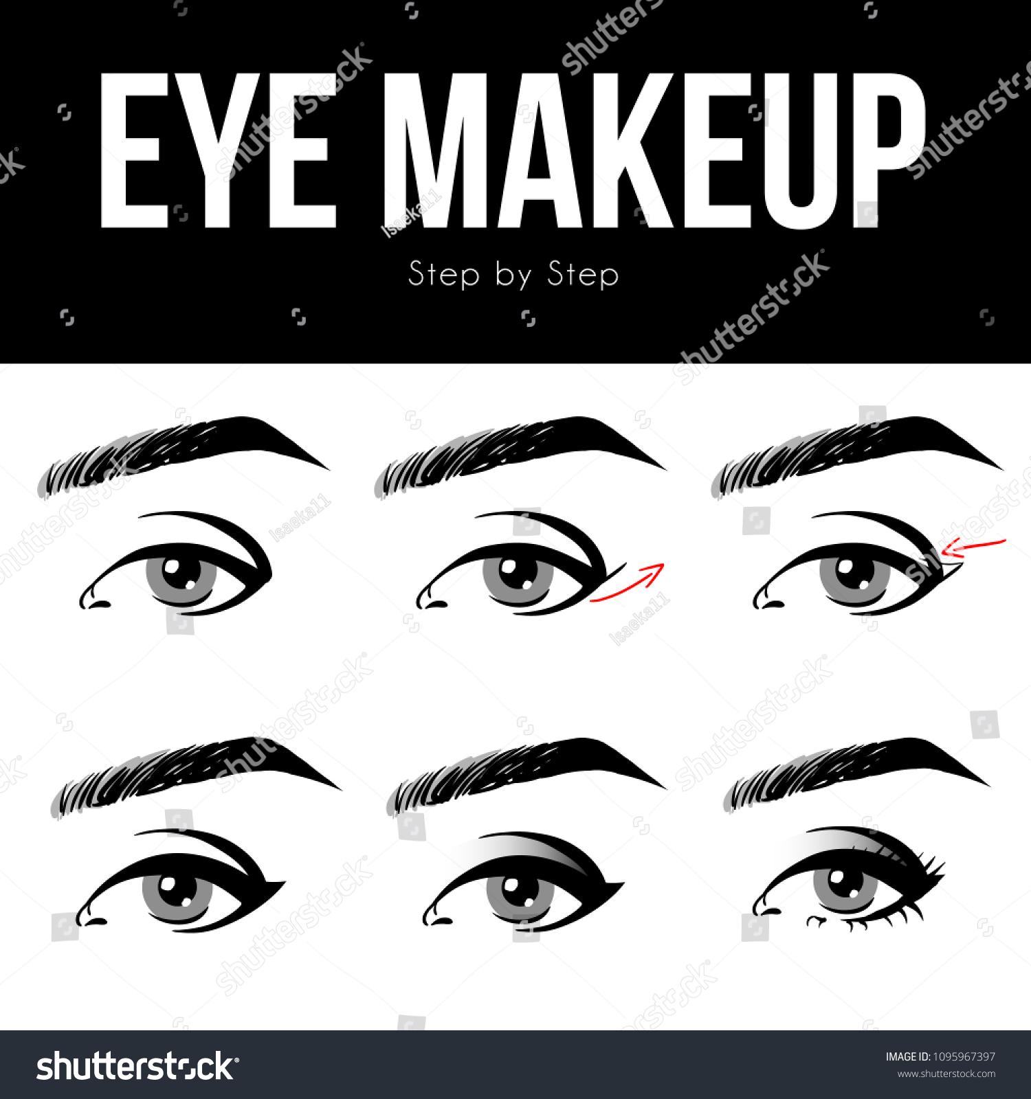 anime female eyes template www