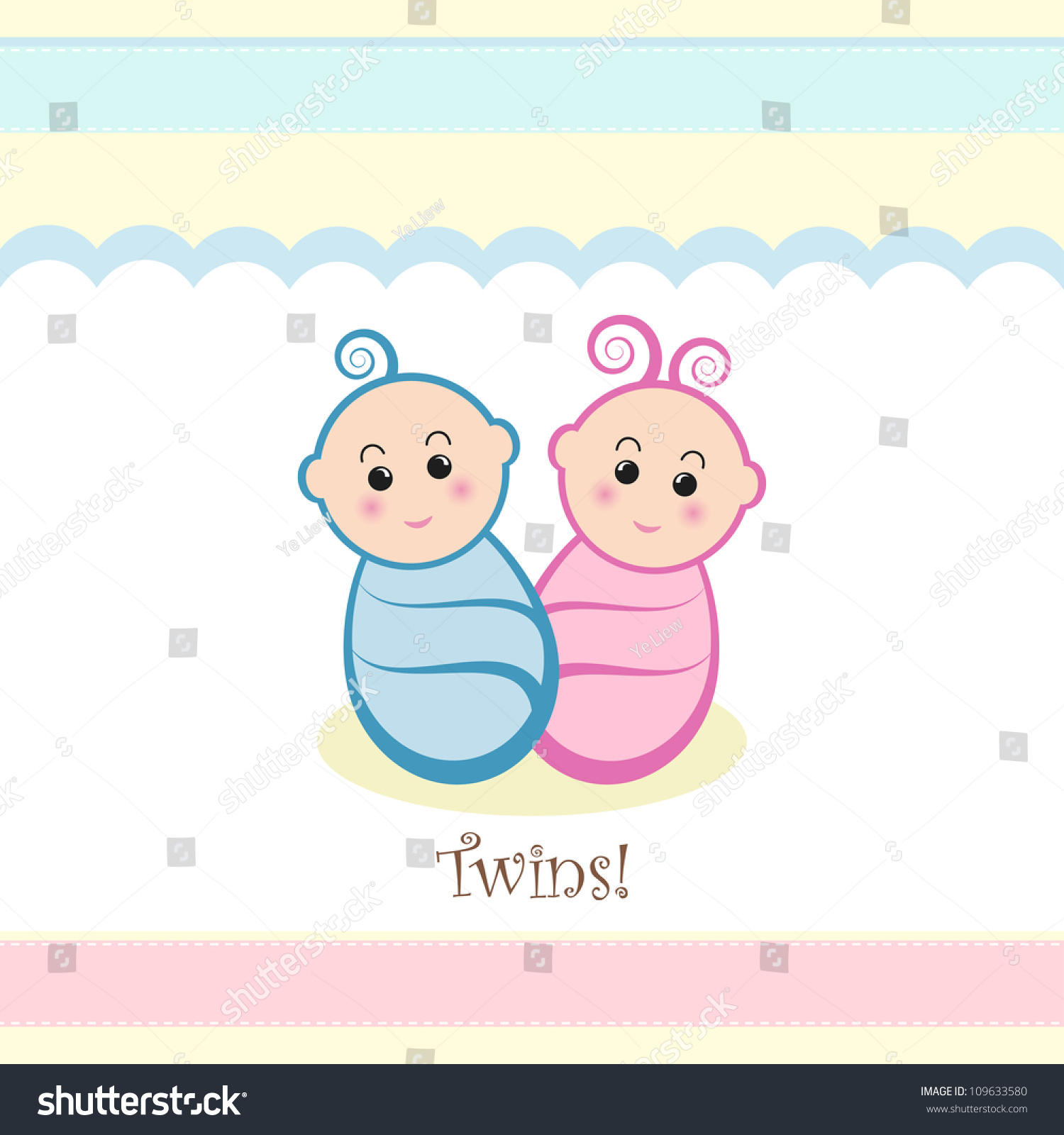 how to create twins baby