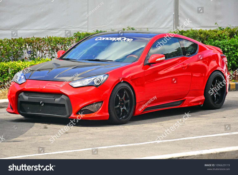Manila Ph Apr 7 Customized Hyundai Stock Photo Edit Now 1096629119