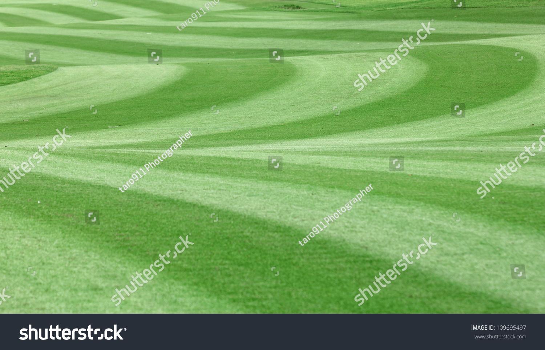 Green Golf Fairway Stock Photo 109695497 Shutterstock