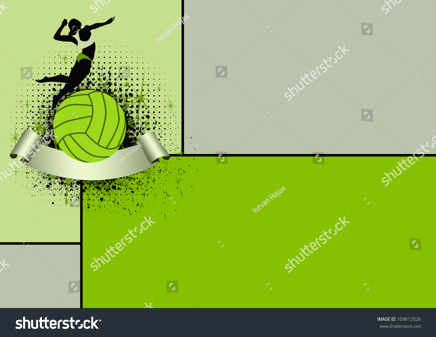 Abstract Grungy Background Volleyball Arrowhead Stock: Abstract Grunge Beach Volleyball Background Space Stock