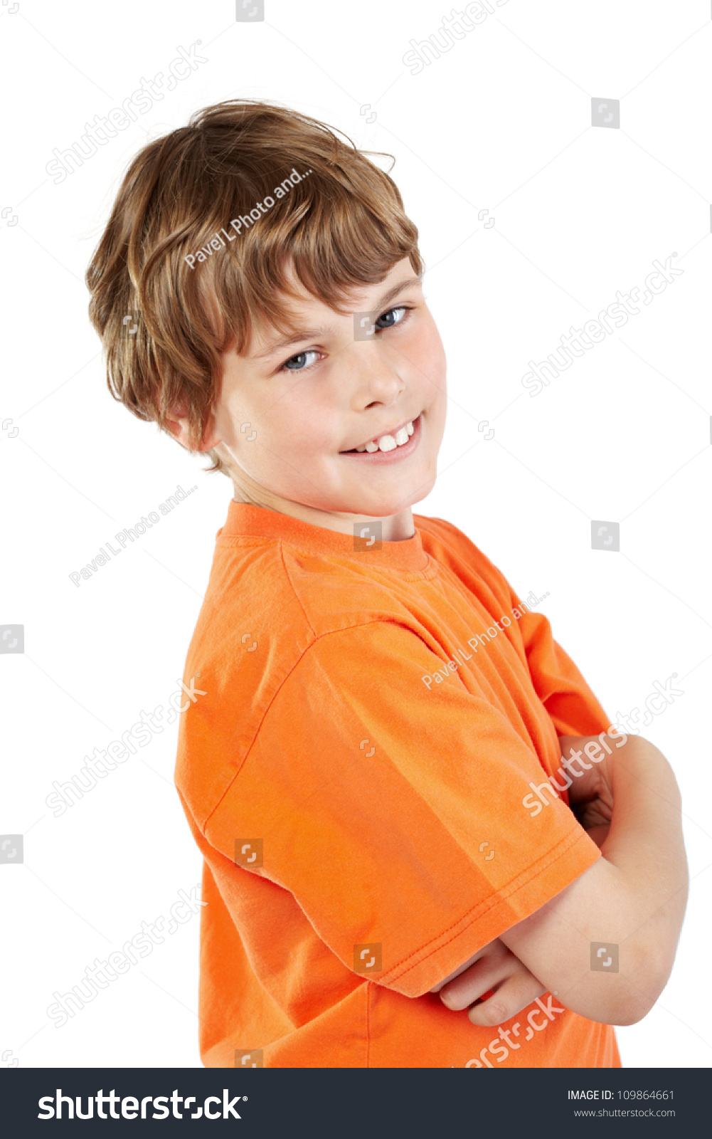 Pavel boy model