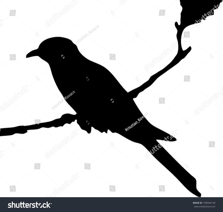 Quail Silhouette Bird Silhouette...