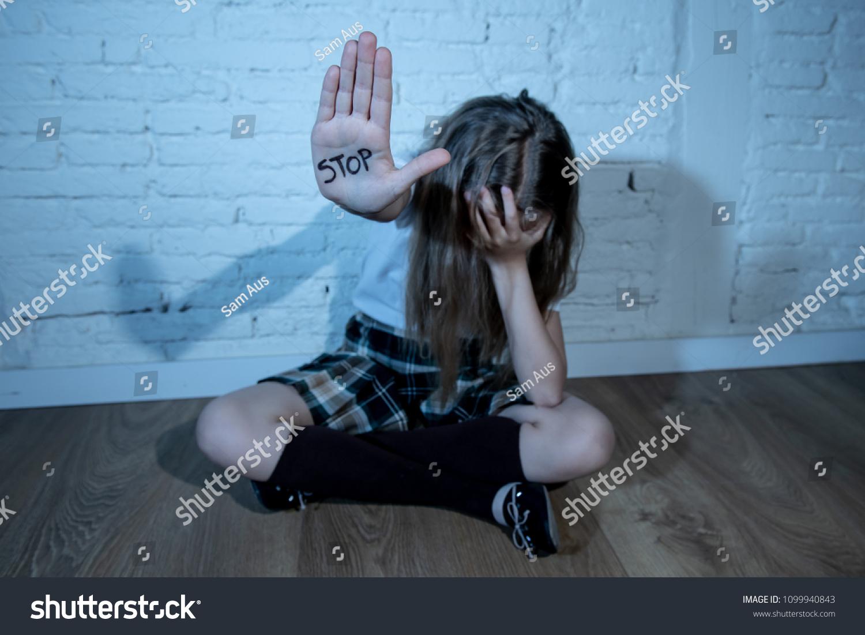 Abused Schoolgirl