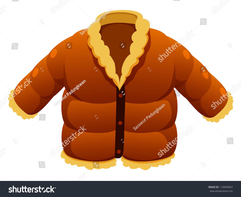 Jacket Vector Stock Vector 110090843