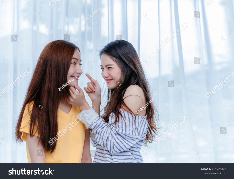 Asian redhead outdoor wanking