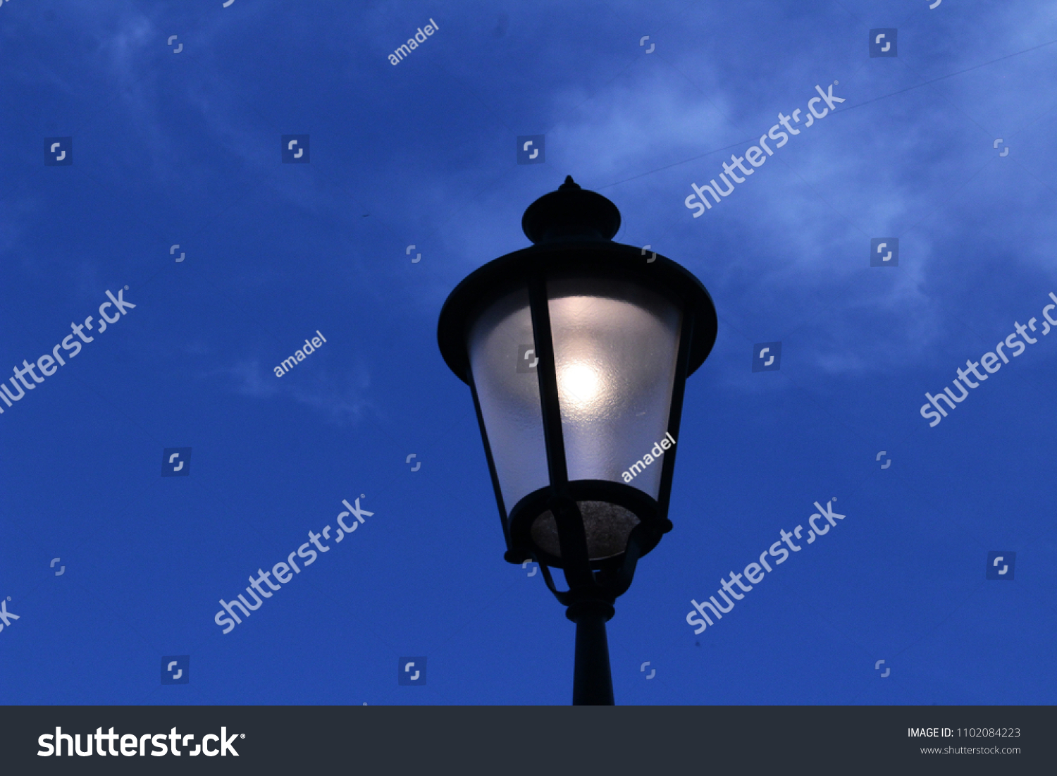 stock-photo-lantern-street-lamp-turned-o
