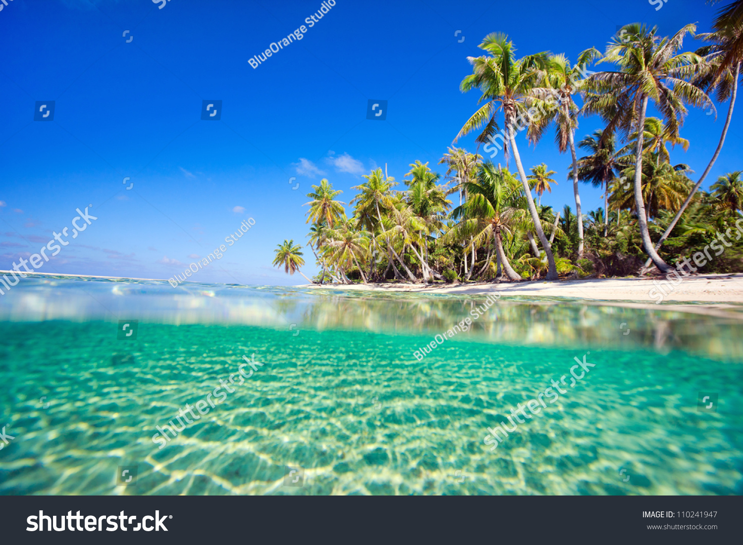 Tikehau Atoll French Polynesia  city photo : Beautiful Tropical Island tropical island beach stock photos, images ...