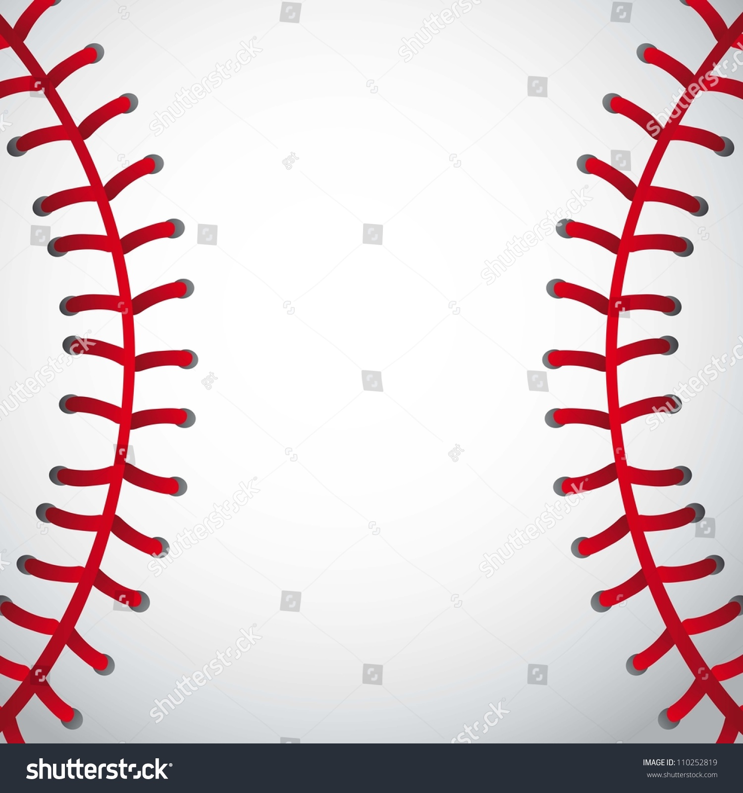 baseball ball texture background vector illustration stock