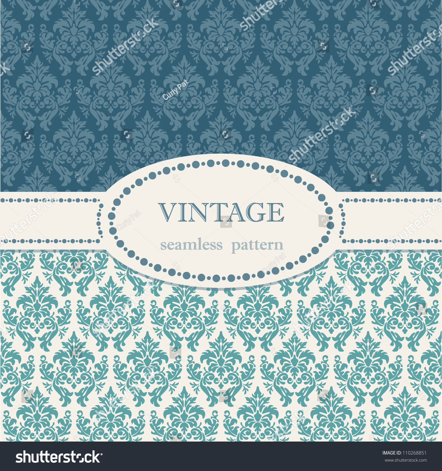 vintage repeating wallpaper - photo #9