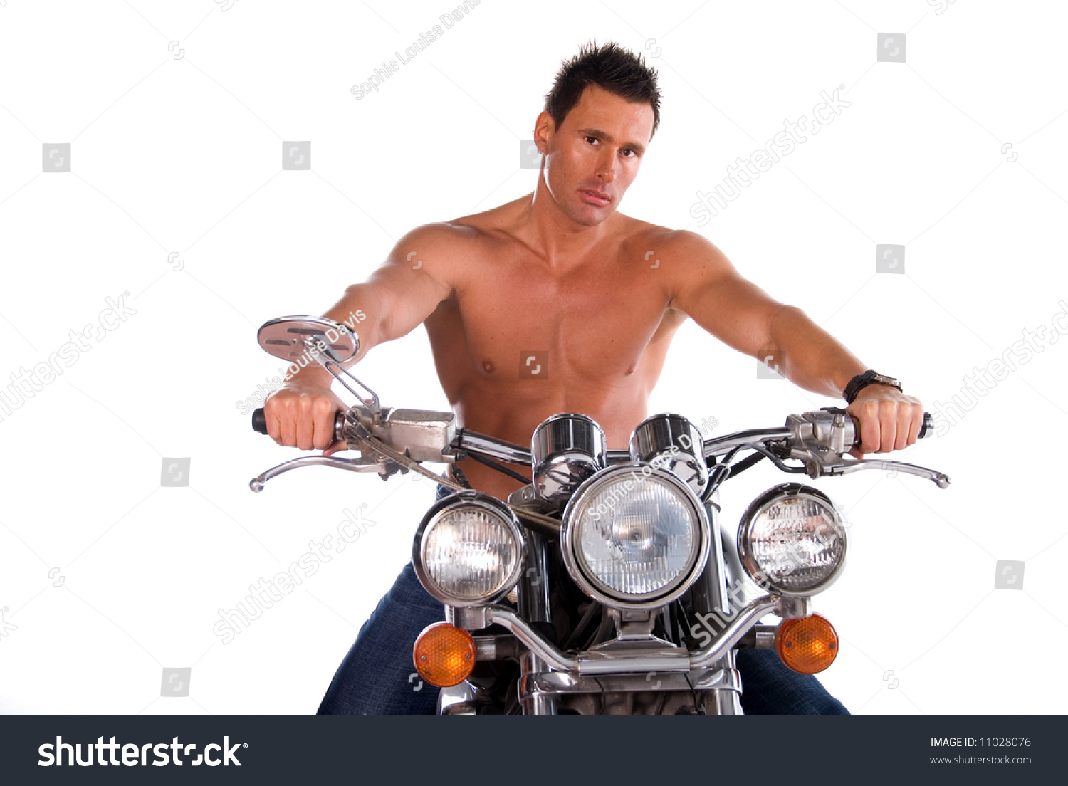 image Hot bikers in hot gay anal action