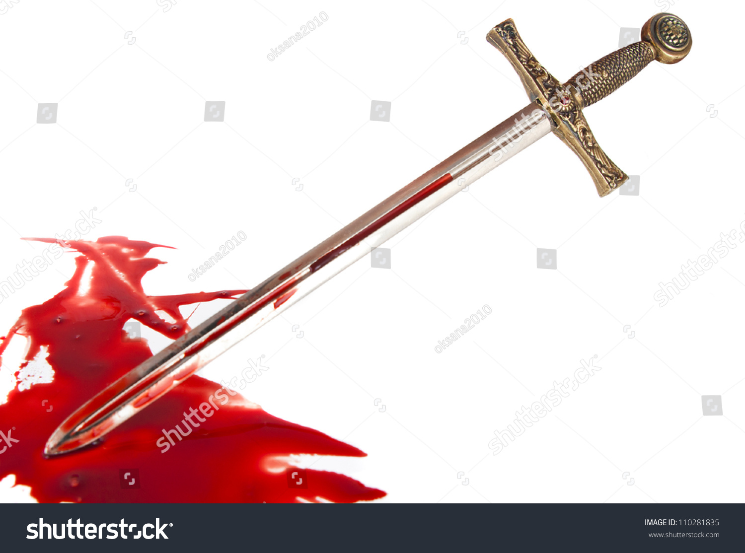 the knights sword
