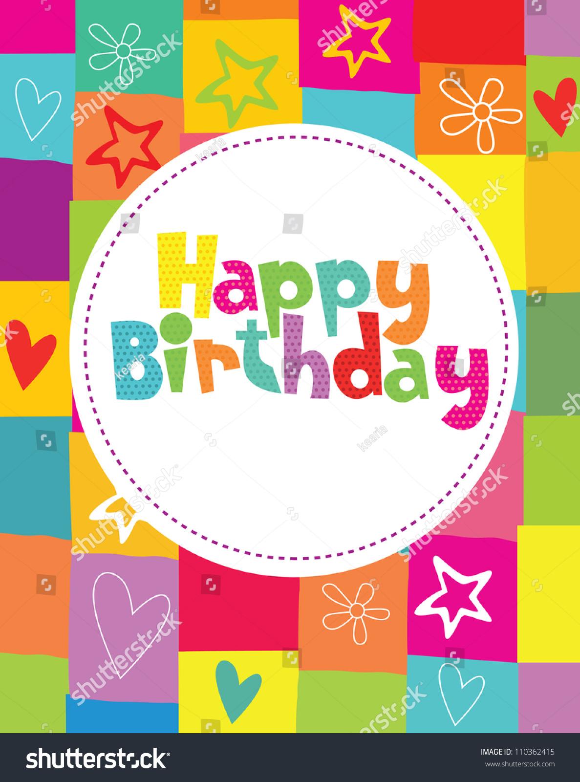 Bildergebnis für Birthday Card Design