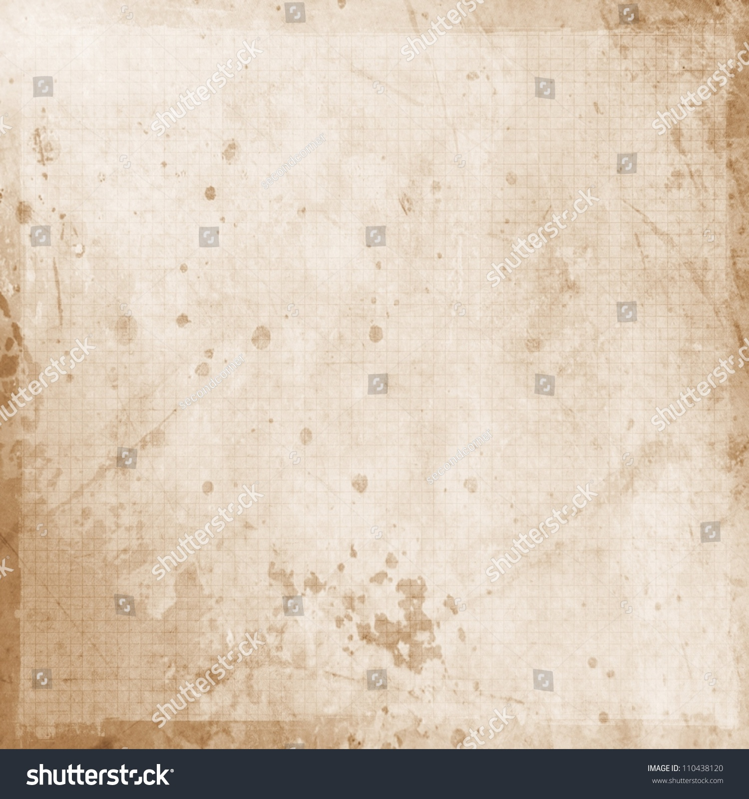 Light Brown Grunge Background Paper Texture Stock Photo ...