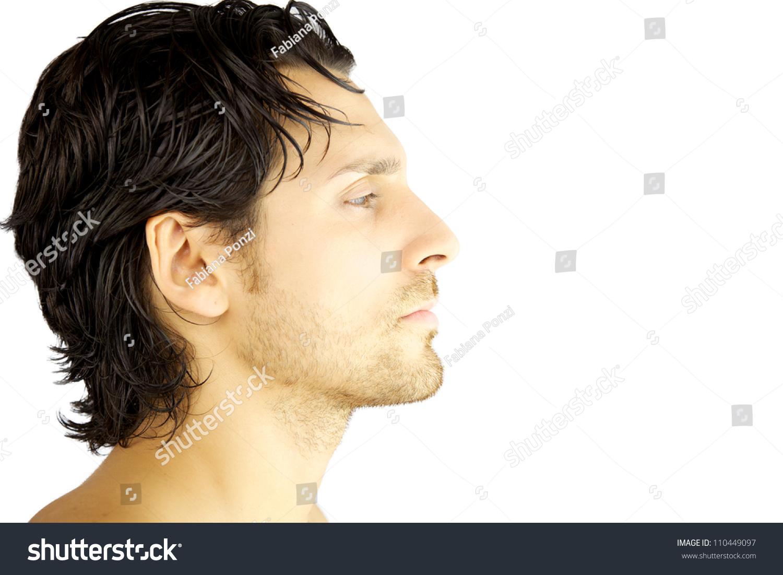 Handsome profile pics