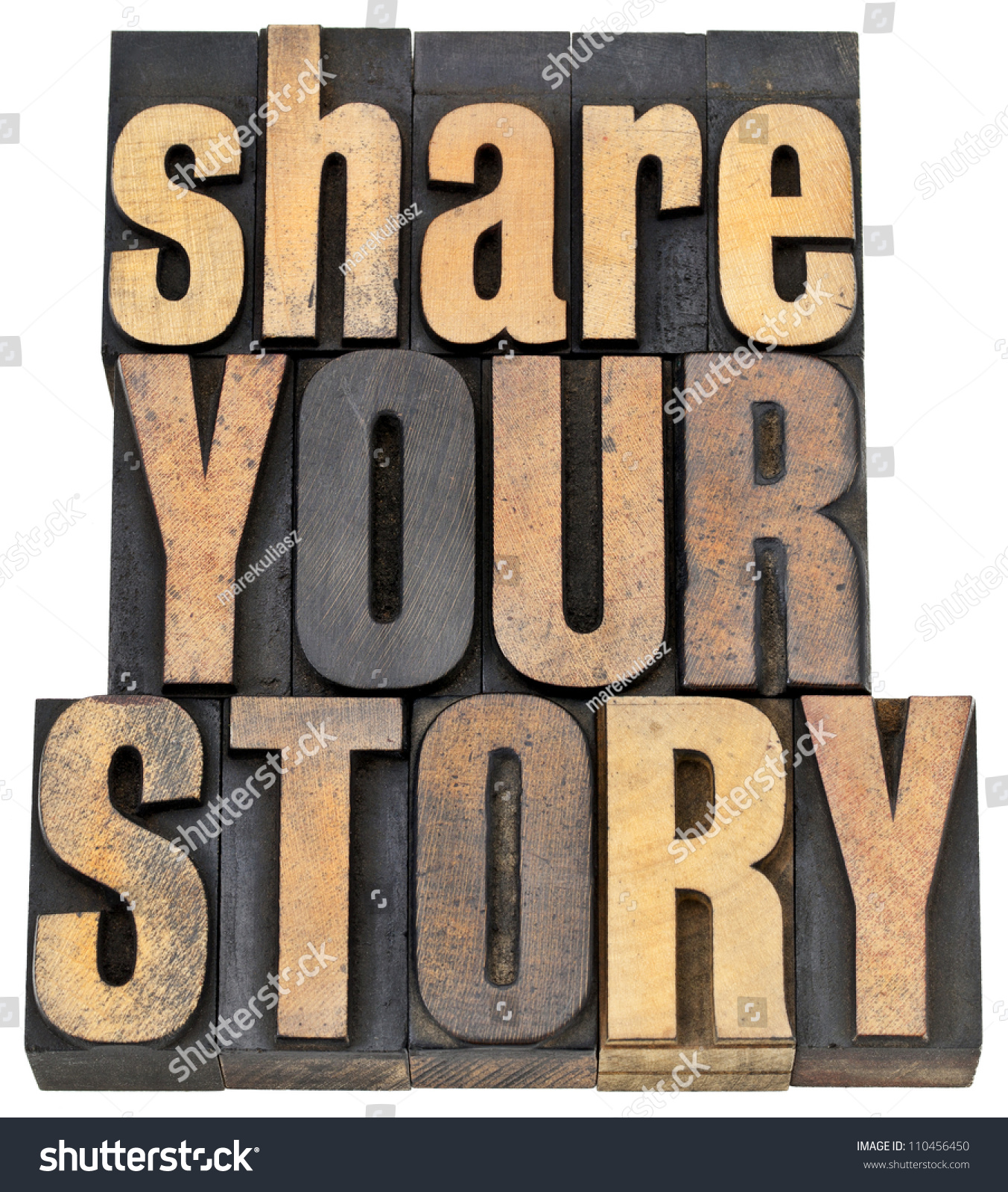 Share your story online