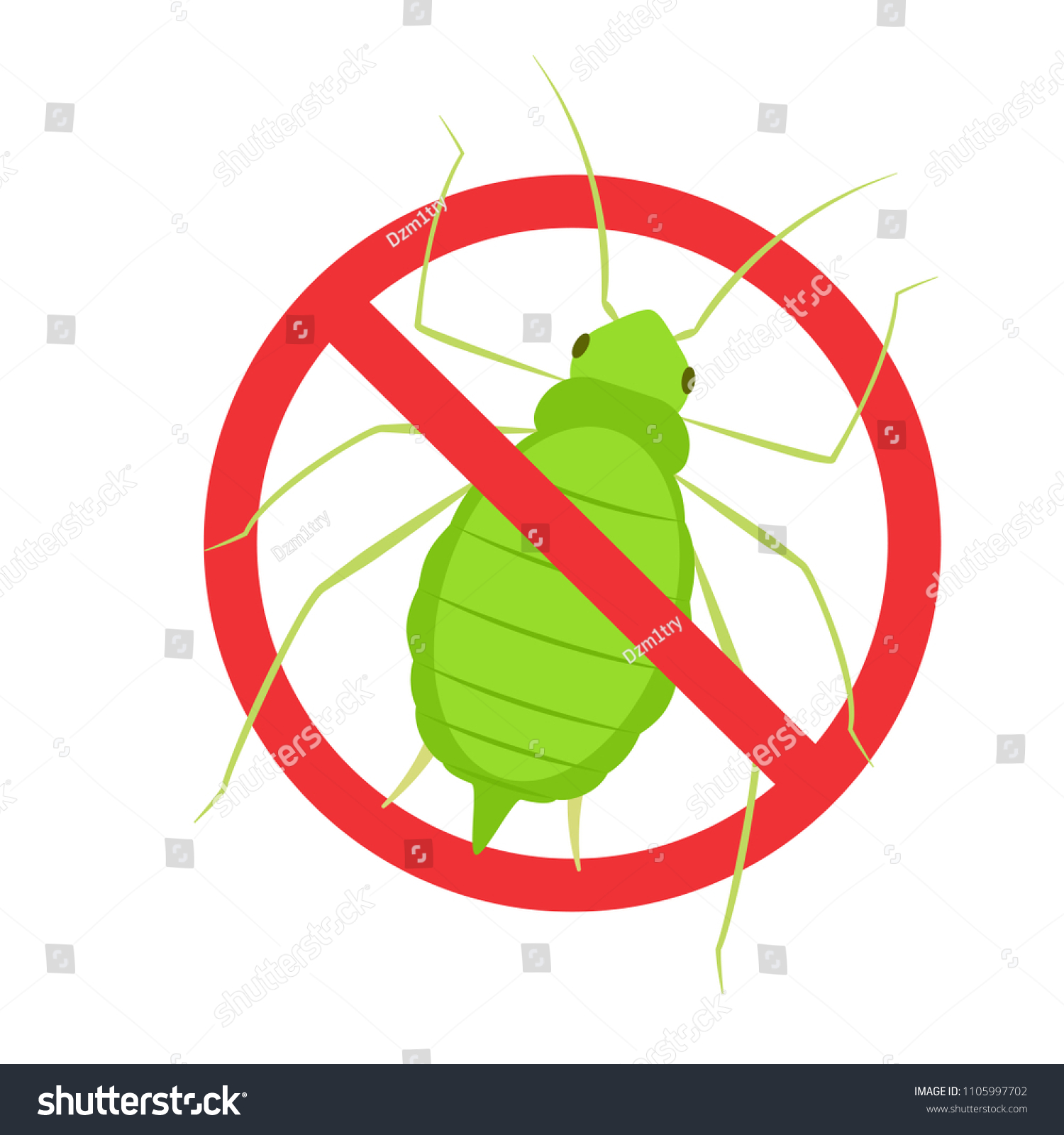 aphid icon stop sign lawn pest stock vector 1105997702 shutterstock rh shutterstock com clip art picture of stop sign clip art images stop sign