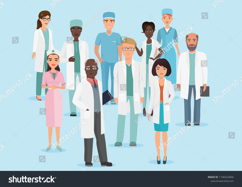 Royalty Free Stock Illustration Of Cartoon Illustration Hospital