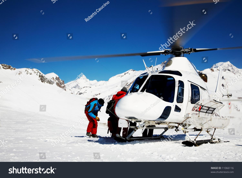 Mountain Rescue: Mont Blanc pics