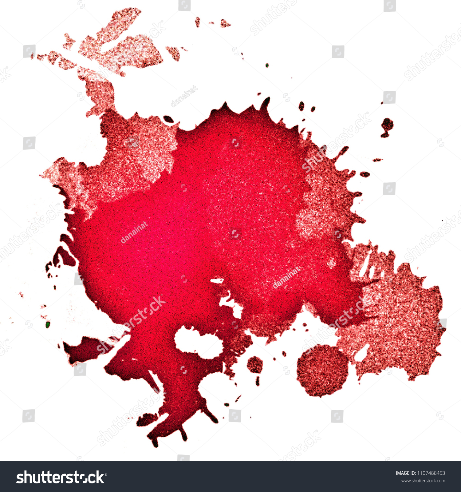 Paint Like Graphic Illustration Colorful Gradient Background Texture Is Blurry