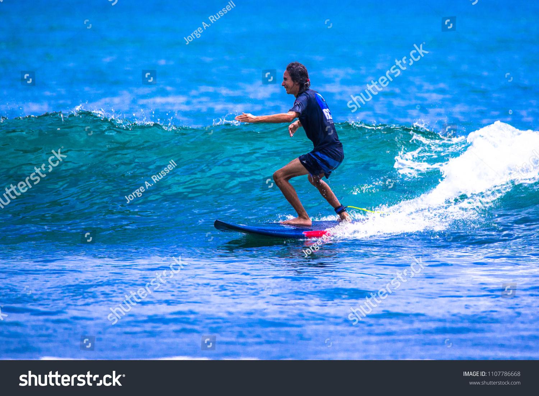 Jaco Beach Costa Rica May 12 Stock Photo (Edit Now