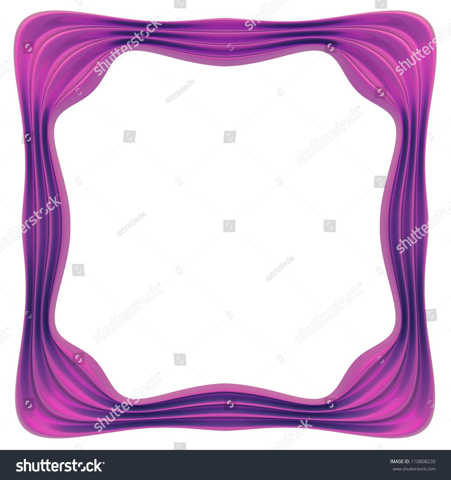 Violet rectangle frame white background stock illustration violet rectangle frame white background jeuxipadfo Gallery