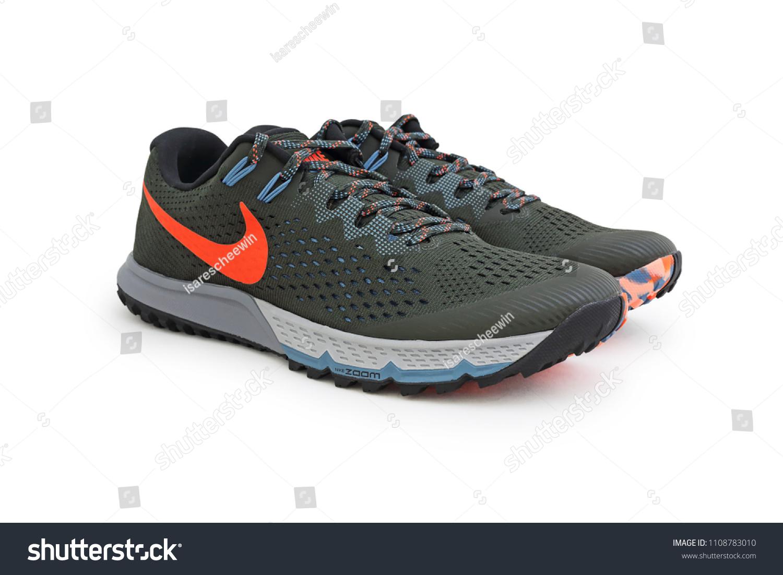 info for 25026 e88bb BANGKOK, THAILAND - May 6, 2018  Nike Air Zoom Terra Kiger 4 men s