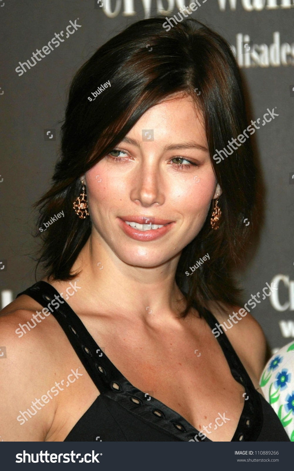 Jessica Biel 3rd Annual Pink Party Stock Photo (Edit Now