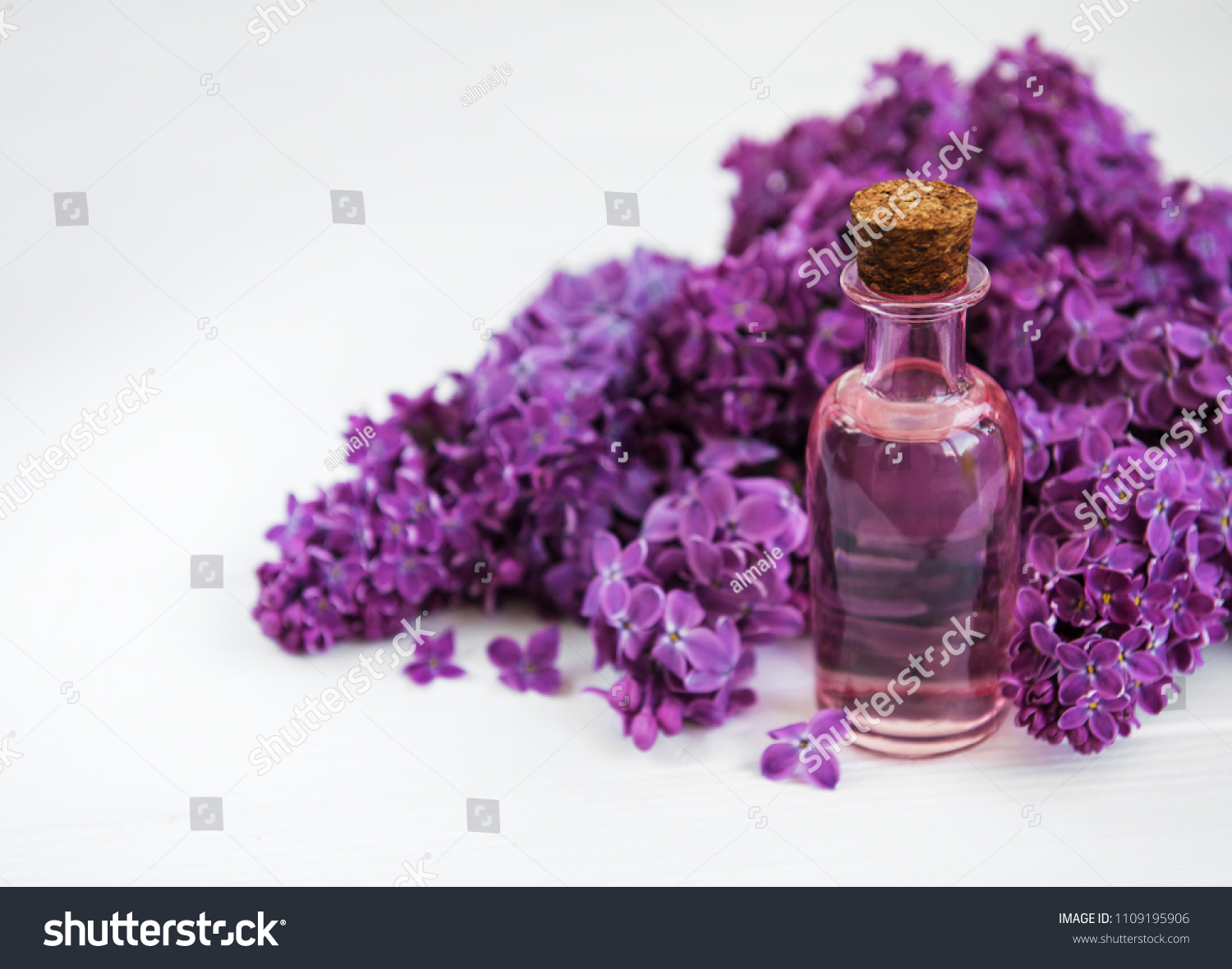 Lilac Essential Oil-made in Canada-all natural - Organic Body Shop Factory