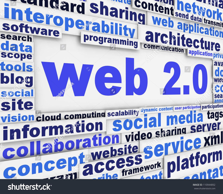 Poster design software - New Media Technical Poster Design