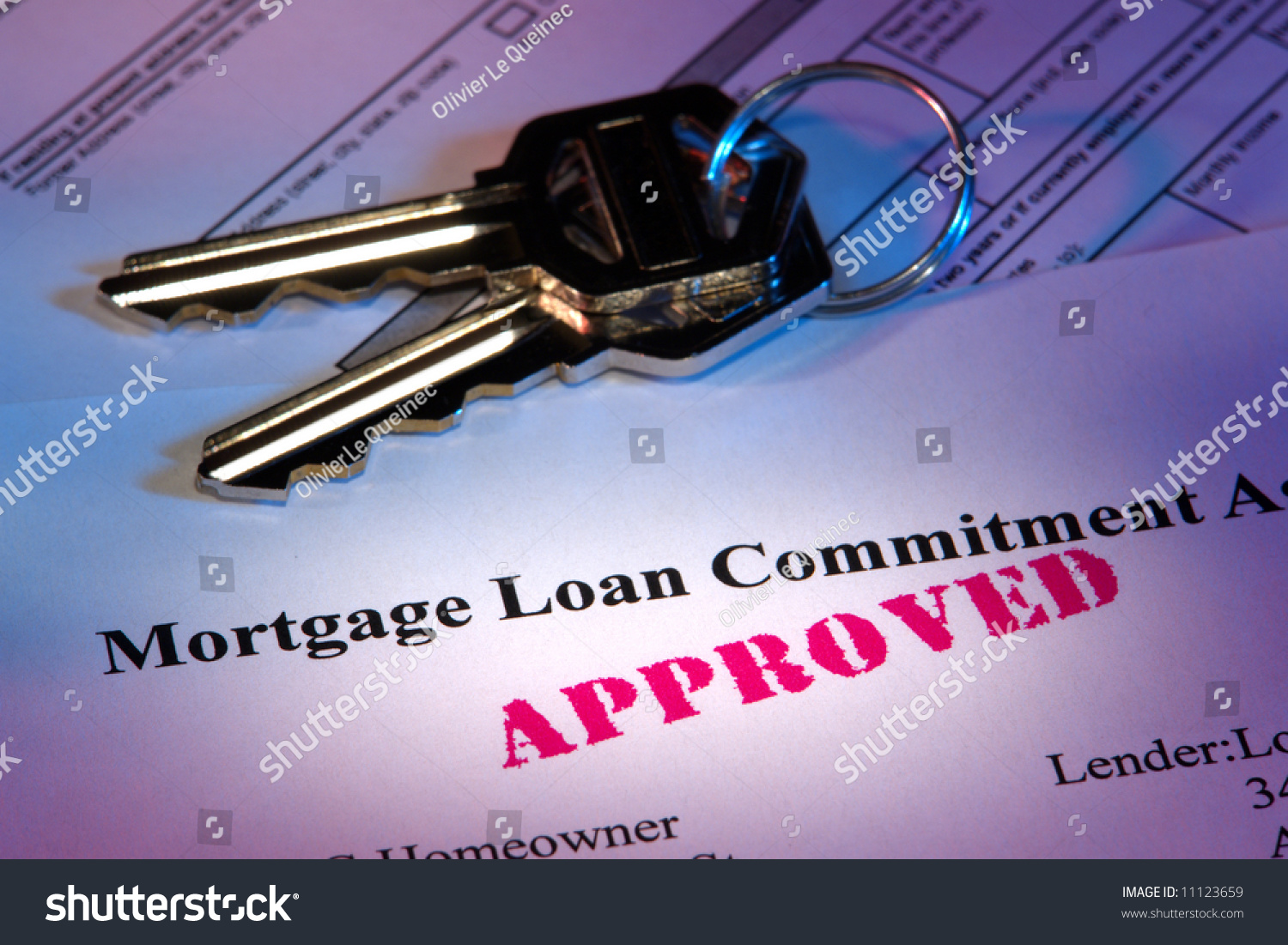 Pre approval mortgage bank of america