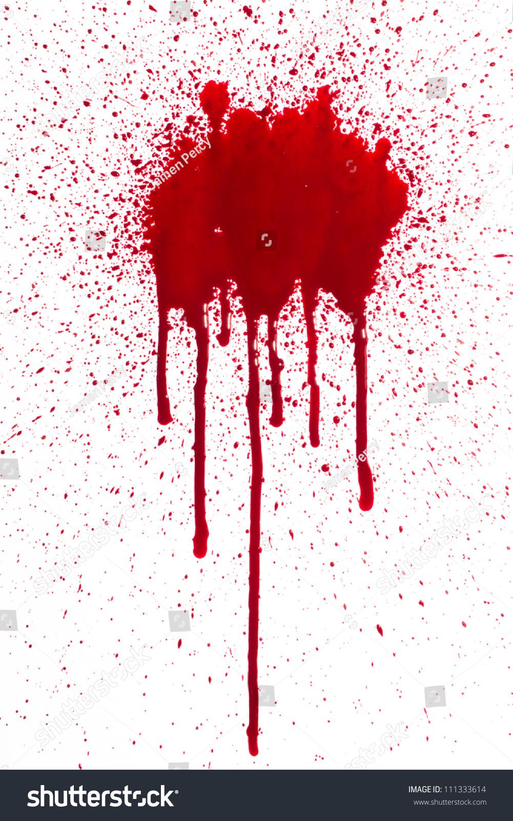 Blood Drip Stock Photo 111333614 - Shutterstock