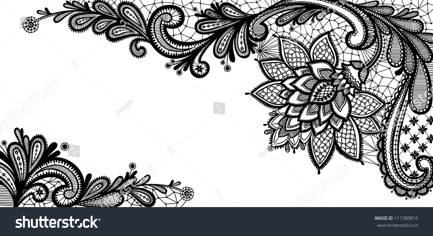 lace background images black lace vector design old lace background ornamental 7058