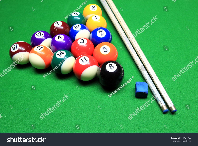 Bildetelling speilvendt leken lekeplassen for Pool game show