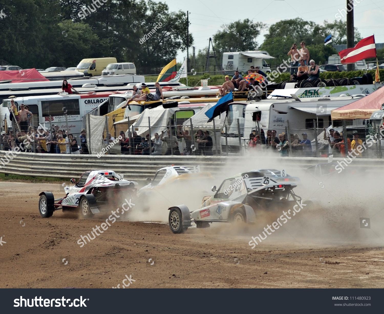Bauska Latviamay 27 Super Buggy Cup Stock Photo Edit Now 111480923